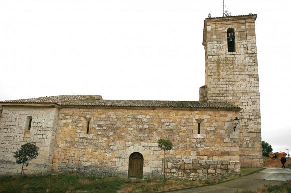 Alba de Cerrato-Iglesia